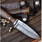 Заточка ножа охотничьего