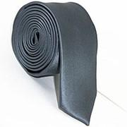 Галстук серый фото