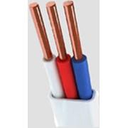 Провод с пластмассовой изоляцией для электрических установок АППВ фото