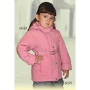 Куртка для девочек / Полукомбинезон для девочек фото