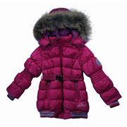 Пальто для девочек Арт. 1632 фото