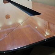 Изготовление мебели для конференц-залов фото