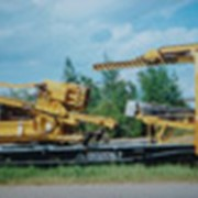 Агрегат предназначен для вибропогружения с ж/д пути свай и свайных фундаментов типа ТС фото
