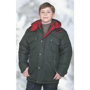 Зимняя куртка для подростков Модель М 6084 фото