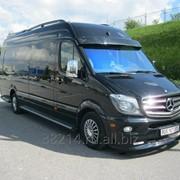 Mercedes-Benz Sprinter 316 CDI BLACK EDITION LUXURY фото