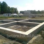 Фундамент Ленточный ФЛ 16-8-4 Гост 13580-85 фото