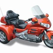 Мотоциклы трехколесные