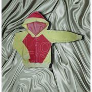 Куртка детская трикотажная фото
