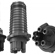 Муфта универсальная оптическая серии FOSC 144-R(m) фото