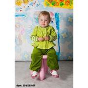 Детский трикотаж оптом от производителя Кояш - это залог успеха любого магазина детской одежды ведь вы получаете хорошее качество. фото