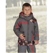 Куртка для мальчиков М 6062 фото