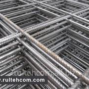 Сетка сварная армирующая ВР-1. Plasa metalica sudata pentru armare VR-1 фото