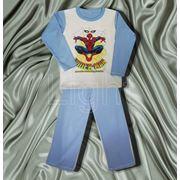 Пижамы детские 1111+2121 фото