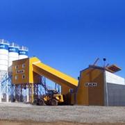 Быстромонтируемые бетонные заводы, Бетонные заводы фото