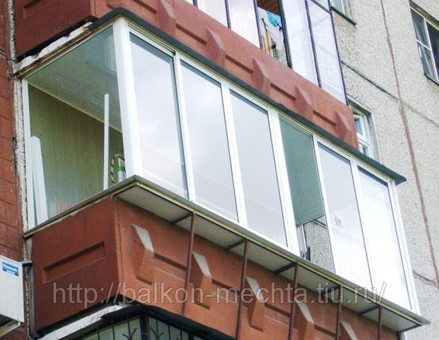 Прайс-лист компании - балкон мечта(Челябинск).