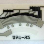 Резистивный элемент датчика уровня топлива для УАЗ-3741 Резистив фото