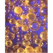 Скляні 1мікро сфери світоповертаючих «POTTERS» (Фракція 600 – 125 MBT), Мішки (25кг). Селіконова обробка фото