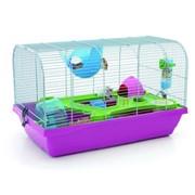Клетки для морских свинок, кроликов, шиншилл, хорьков, мелких грызунов. фото