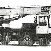 Аренда автокрана в Днепродзержинск, Верховцево ,Верхнеднепровск фото