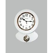 Настенные часы с маятником Sinix 2105 W фото