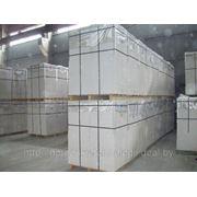 Блоки из ячеистого бетона 625x100x250 D500 фото