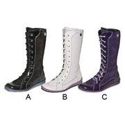 Обувь для девочек сапоги для девочек Модель 4-105 фото
