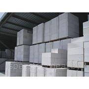 Блок газосиликатный на клей 200х400х600 фото