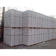 Блоки газосиликатные 250х175х625 фото