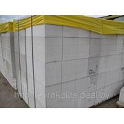 Блоки газосиликатные для укладки на клей фото