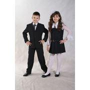 Форма школьная для девочек и мальчиков фото