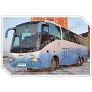 Автобус Скания 49 мест.