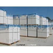 Блоки газосиликатные 250х125х625 фото