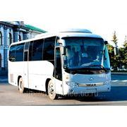 Прокат, аренда автобусов и микроавтобусов на свадьбу, экскурсию, развоз гостей в Казани. 7-45мест. фото
