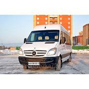 Заказать микроавтобус Мерседес Спринтер 20 мест. фото
