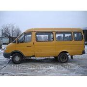 Аренда микроавтобуса Газель фото