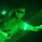 Лазерное шоу Laserman фото