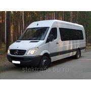 Прокат микроавтобуса Мерседес фото