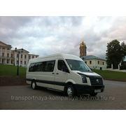 Заказ аренда микроавтобусов автобусов Обнинск фото