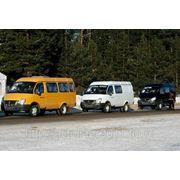 Микроавтобусы в Самаре фото