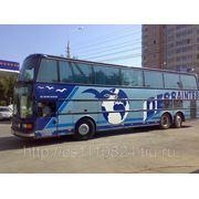 Заказ автобусов фото