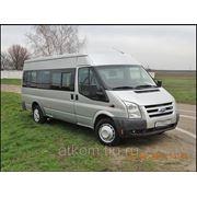 Микроавтобус в Ангарске фото