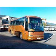 Автобус Mercedes фото