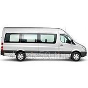 Микроавтобус Мерседес 19 мест + прицеп фото
