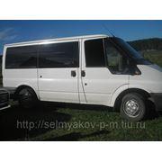 Заказ микроавтобуса для пассажирских перевозок фото