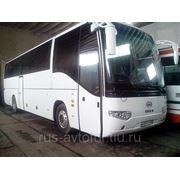 Автобус Higer KLQ 6129 Q, 49 мест