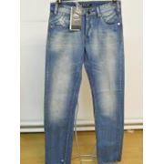 Брюки джинсовые мужские фото
