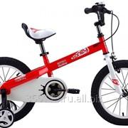 Детский велосипед Royal Baby Honey Steel 18 фото
