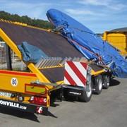 Полуприцеп Faymonville Cargomax фото