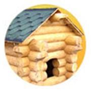 Дома деревянные (срубы) фото