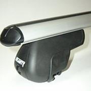 Багажник для Volvo XC 70 на рейлинги (пр. Атлант, арт. 8810+8828) фото